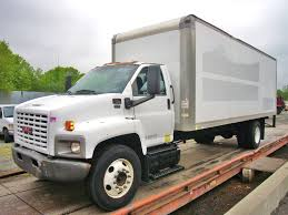 100 Used Straight Trucks For Sale 2006 GMC C7500 Single Axle Box Truck For Sale By Arthur Trovei