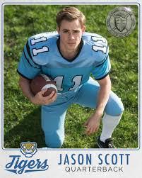 Jason Scott Football Pic