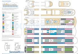 Celebrity Summit Deck Plan Pdf by Celebrity Eclipse Deck Plans Radnor Decoration