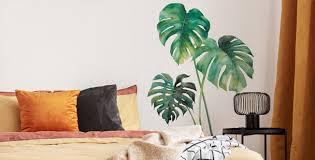 sticker schlafzimmer größe der wand myloview de