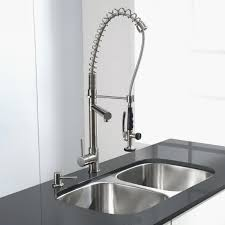 Sink Sprayer Diverter Connection by Interior Magnificent Delta Kitchen Sink Faucet With Sprayer