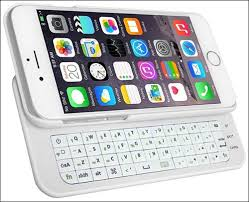 Best iPhone 6 Keyboard Cases The Convenience That Lets You Make