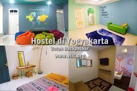 10 Hostel Backpacker Murah Rp65000 Di Jogja