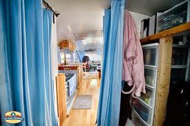 Horse Trough Bathtub Ideas by Just Right Bus Living With A Water Trough Bathtub
