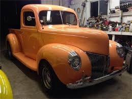 1941 Ford Pickup For Sale | ClassicCars.com | CC-1077910