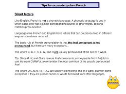 Français French For Parents Ppt Download