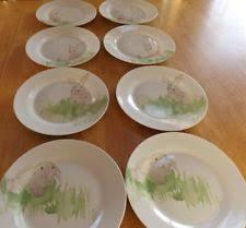 Pottery Barn Plates