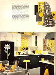 Black And Yellow Kitchen Decor Design Jmrehome Homes