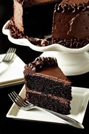 Black Magic Cake Slice 1 of 1