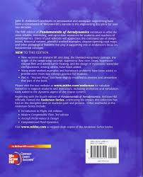 Mcgraw Hill Desk Copy by Buy Fundamentals Of Aerodynamics Mcgraw Hill Series In