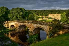 100 Houses In Nature Picture United Kingdom Chatsworth House Bridges