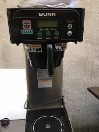 Bunn Commercial Coffee Tea Machine W Hot Water Dispenser For Sale In Bronx NY