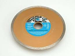 Plasplugs Diamond Wheel Wet Tile Saw by Plasplug Rdw150 Replacement Wheel For Dww150 Amazon Co Uk Diy