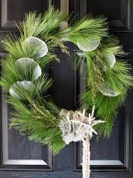 Seashell Christmas Tree Pinterest by Coastal Christmas Decorations Hgtv