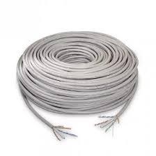 Cable Utp Red Rj 45 Imexx 300 Metros Gris Cat5e putaci³n en