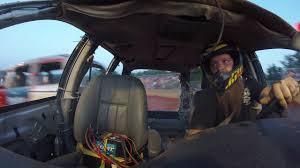 100 Dodge Mini Truck 2018 Lincoln County Fair Minivan Mini Truck Demolition Demo Derby Go