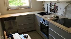 kleine ikea metod mal nicht in weiß küchenplanung einer