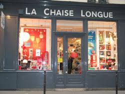 magasin chaise longue design en image