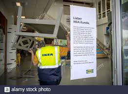 ikea employee high resolution stock photography and images