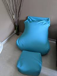Turquoise Blue Bean Bag (LARGE), Furniture, Sofas On Carousell Fluffy Medium Bean Bag Chair Turquoise And Gold Marble W Filling Water Resistant Pyramid Shaped Outdoor Filled Ipad Tablet Ereader Standturquoise Geometric Twist Light Blue Details About Extra Large Chairs For Adults Kids Couch Sofa Cover Indoor Lazy Lounger Tropical Palms Frgipani Flowers On Background With Filling Showerproof Bright Beanbag With Dandelion Doll 18inch Dolls Uk S