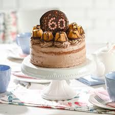 klassische geburtstags torte rezept backen de