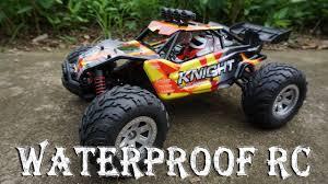 100 Waterproof Rc Trucks Test IP4 RC Car FY11 4WD 112 YouTube
