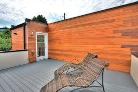 flat roof deck ideas home design ideas