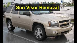 Sun Visor Removal, Replacement, Chevrolet Trailblazer - VOTD - YouTube Complete Sun Visor Type 2 Volvo Solguard Exclusive Truck Parts Boltless Daycab Sunvisor Dieters New 12015 Toyota Tacoma Sun Visor Updated Design Genuine Oem Stainless Steel Drop For Hino Trucks Virgofleet Nationwide 2008 Peterbilt 387 For Sale Hudson Co 7169 Home Narrowcab Airplex Auto Accsories Cab The Fulton It Makes A Difference Steel Pickup Beautiful 2015 Used Toyota Ta Striker Windshield Drop Exterior Ford Fseries 1953 Dodge Bonus Mopar Flathead Forum P15d24