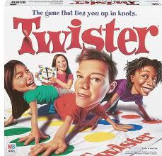 Twister Board Game