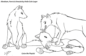 Wolves Coloring Pages Throughout Minecraft Wolf