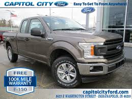 100 Lease A Ford Truck New 2019 F150 XL For Sale Indianapolis IN VIN