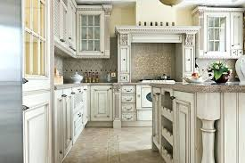 Antique Looking Kitchen Cabinets Ing Vintage Metal With Glass Doors