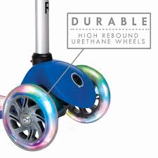 Razor Scooter Light Up Wheels Image Source Globber