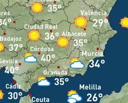 Weather Forecast Costa Del Sol