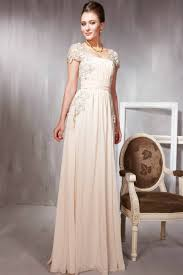 ruching cap sleeves floral sash off white prom dresses 2012