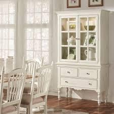 amusing white china cabinets