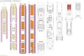 Carnival Valor Deck Plan 2014 by Costa Celebration Deck Plans Diagrams Pictures Video