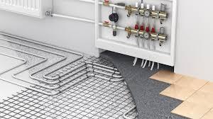 quel revêtement de sol sur un plancher chauffant travaux