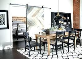 Modern Farmhouse Dining Table Farm Room With