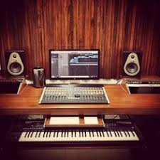 All Wood Home Music Studio From Alvaro Jacome