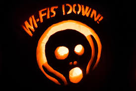 Pac Man Pumpkin Pattern by Terrifying Tech It Themed Jack O U0027 Lantern Pumpkins Holidays