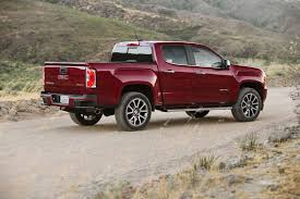 100 Small Truck 2017 GMC Canyon Denali First Test Fancy Package