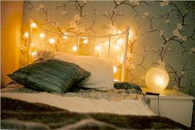 Crafty Inspiration Ideas Decorative String Lights For Bedroom Simple Yet Beautiful