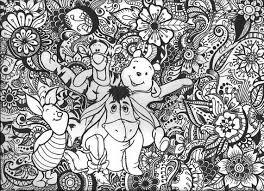 Winnie Lourson Ours Et Amis Design Par Byjamierose Sur Etsy Find This Pin And More On Disney Coloring Pages