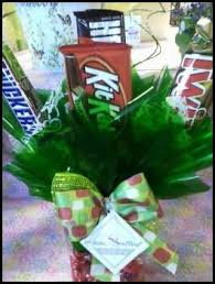 Candy Bouquet Or Centerpiece