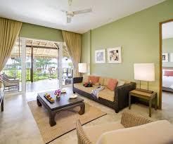 Living Room Stunning Of Green Ideas Por Paint