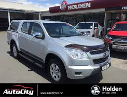 Holden Colorado RG Colorado 4X4 LTZ Cr/C U... 2013 | Trade Me