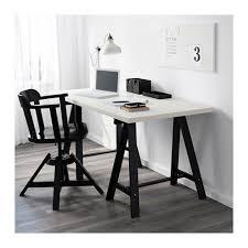 Linnmon Corner Desk Dimensions by Linnmon Oddvald Table Black Brown Black Ikea