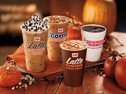 Dunkin Pumpkin Spice K Cups by New Pumpkin Crème Brulee Coffee And Lattes Join Dunkin U0027 Donuts
