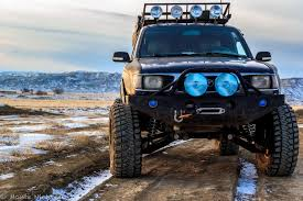100 1996 Toyota Truck The Frankenstein Build Tacoma Long TravelExpoTrail Rig